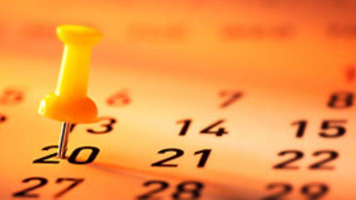 Feriados 2019: Todos los días no laborables y fines de semana largos