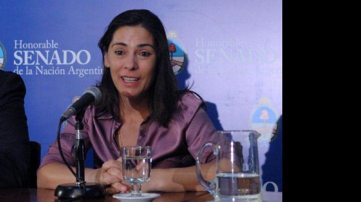 """""""Es palabra de la Corte"""": La senadora de Cambiemos será Lucila Crexell"""