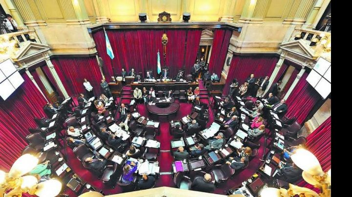 Aborto: así votó cada uno de los senadores