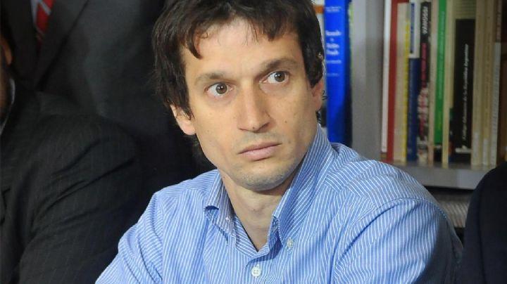 Nisman : Tras tres años del crimen, la Justicia investiga escuchas a Diego Lagomarsino