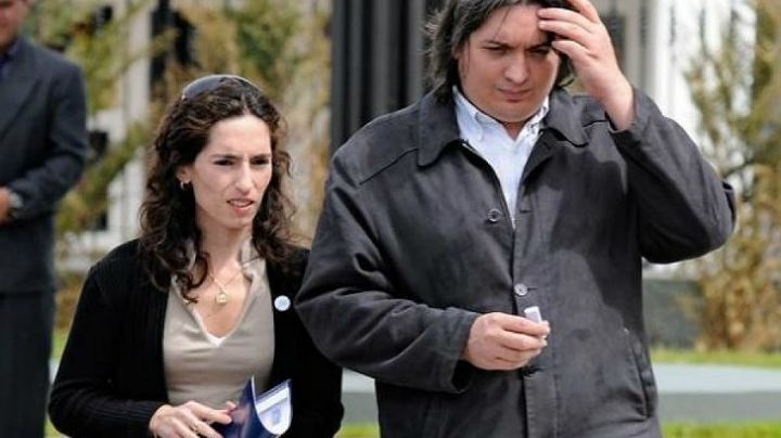 Máximo Kirchner y Rocío García se separaron, tras 10 años