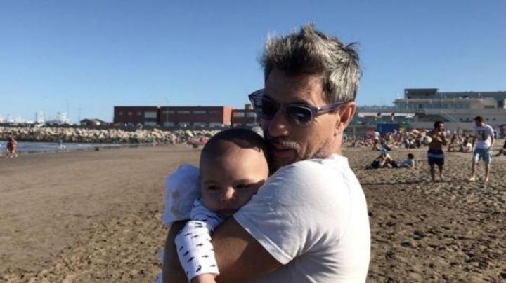 """El Chato Prada compartió un """"polémico"""" video de su bebé"""
