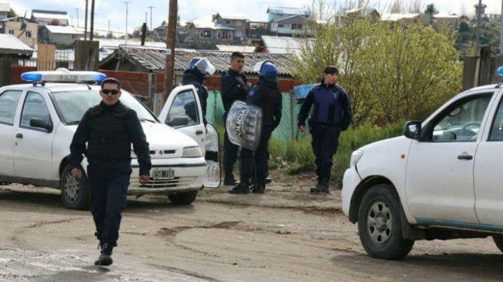 Bariloche: golpeó brutalmente a su expareja e intentó escapar