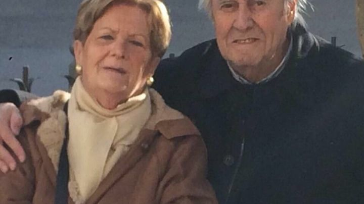 El auto de los abuelos chilenos había desbarrancado: El hombre murió