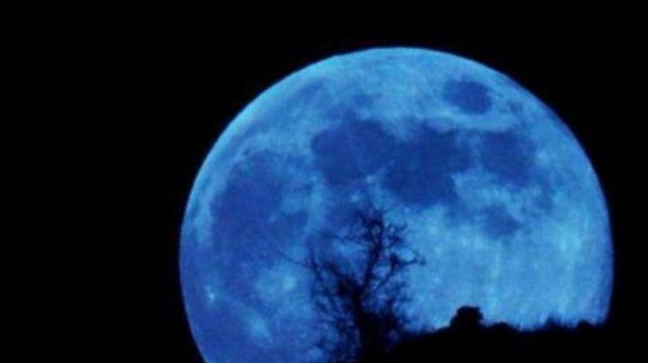 Mirá en vivo y en directo el eclipse de superluna azul de sangre
