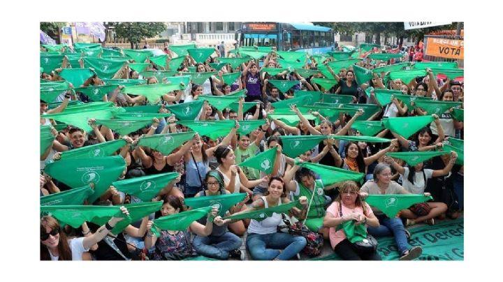 Feminismo: multitud participa en el 33° Encuentro Nacional de Mujeres