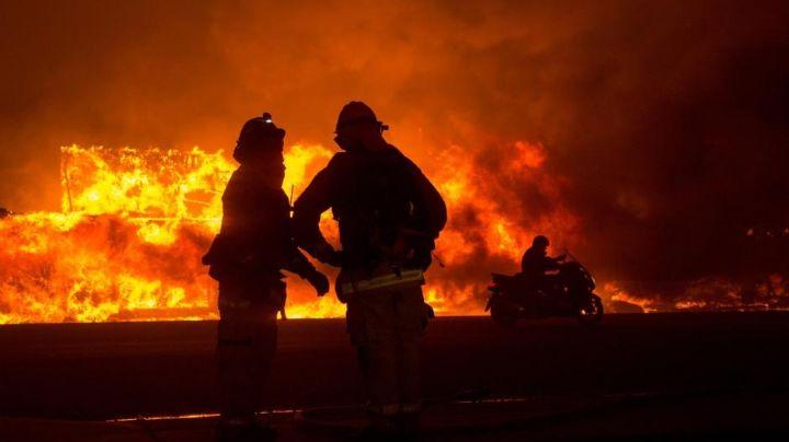 Estos son los famosos evacuados por los incendios en California