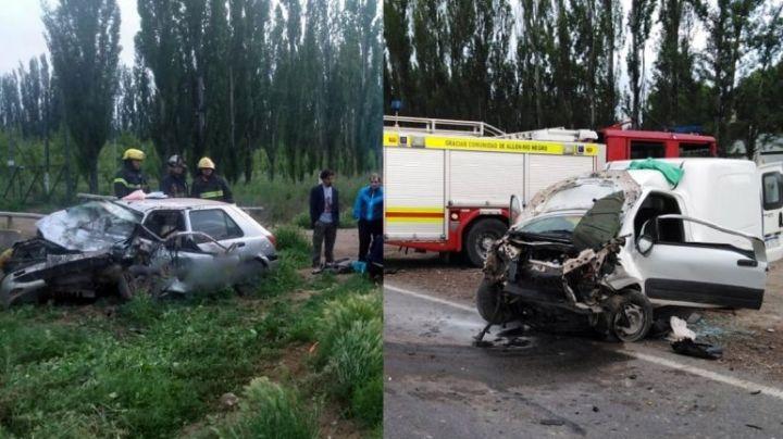 Accidente fatal en ruta 22: Un muerto