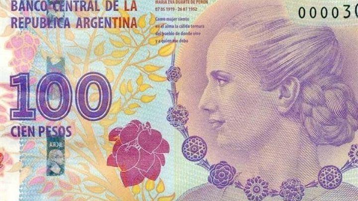 Cambian los billetes: se van Evita y Roca, llega la taruca