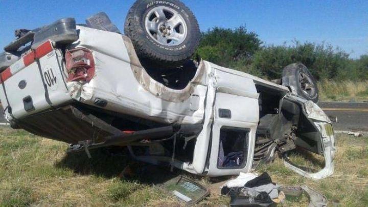 Conmoción en Río Colorado: Padre e hijo murieron en trágico accidente