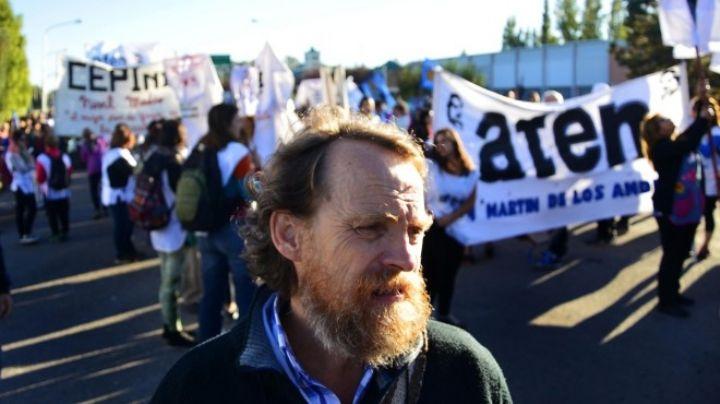 """""""De Marcelo Guagliardo a  Macri"""": El video polémico del dirigente de ATEN. Mirá"""