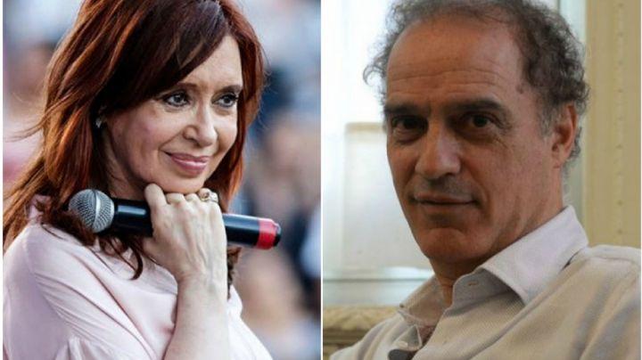 Aníbal Ibarra es el nuevo abogado de Cristina Kirchner