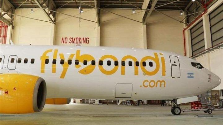 Nuevo papelón de Flybondi que puso en grave riesgo a los pasajeros