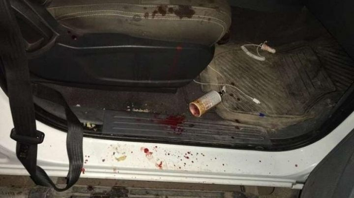 Mendoza: casi mata a su pareja a golpes con un desodorante