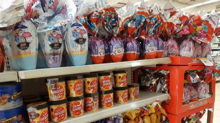 Pascua:  Los huevos de chocolate aumentaron 60% ¿por qué?