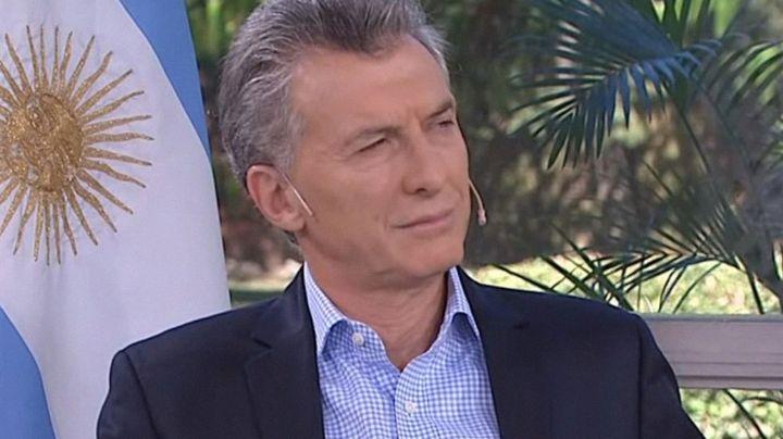 En vivo, Mauricio Macri habló de todo y de todos