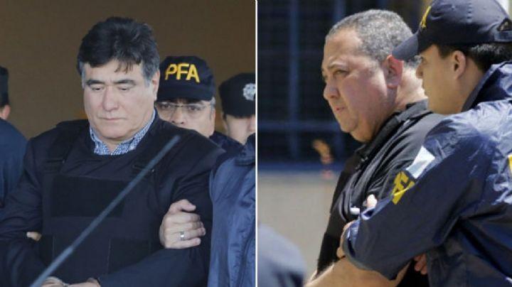 Carlos Zannini y Luis D'Elía, en libertad: la Justicia decidió la excarcelación