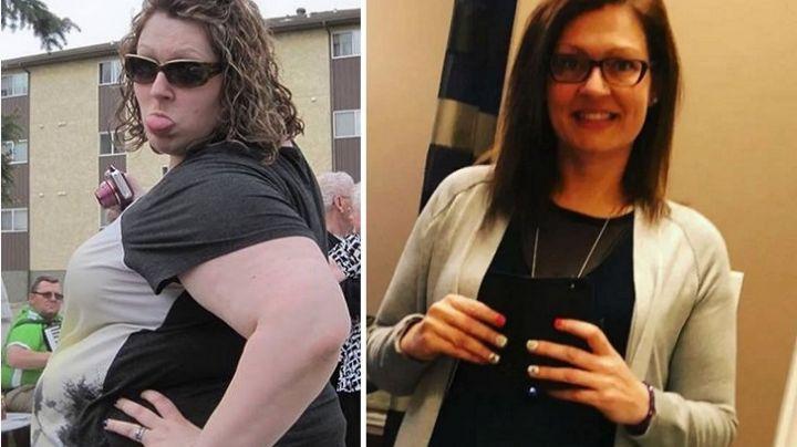 Con solo estos tres tips ¡bajó 70 kilos en dos años!