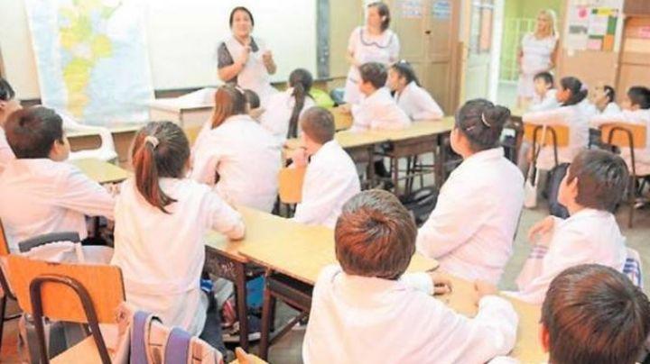 Nena de primaria llevó cocaína para repartir entre compañeros