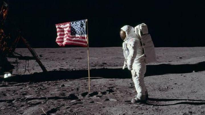 Aseguran que en la Luna viven 250 millones de extraterrestres. Mirá