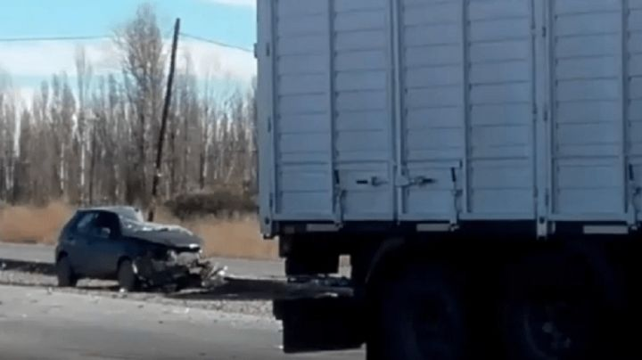 Choque fatal en Plottier: Un muerto. VIDEO