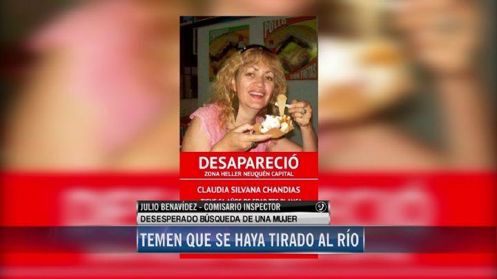 Sin novedades de Claudia Chandías, a un mes de su desaparición