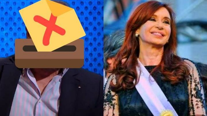"""""""Si los cabezas de termo mañana votan a Cristina perdemos la Argentina"""""""