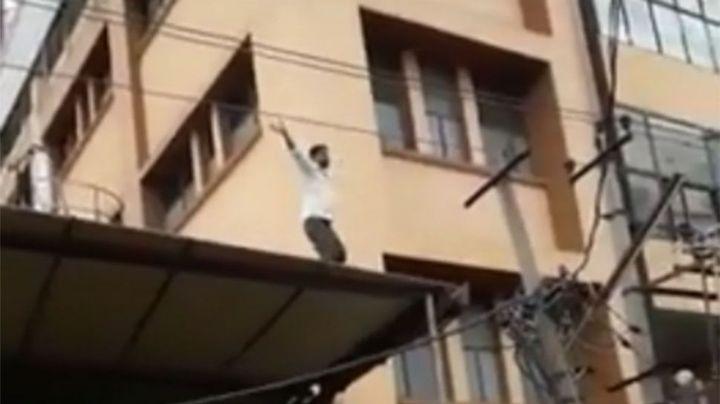 Lo dejó su mujer, se quiso suicidar pero murió de la peor manera