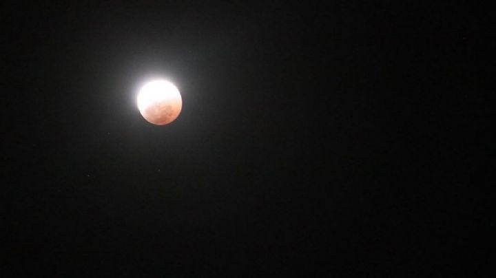 """Las mejores imágenes del Eclipse de """"Luna Roja"""""""