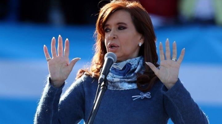 Cristina Kirchner reaparece para cerrar un acto sindical