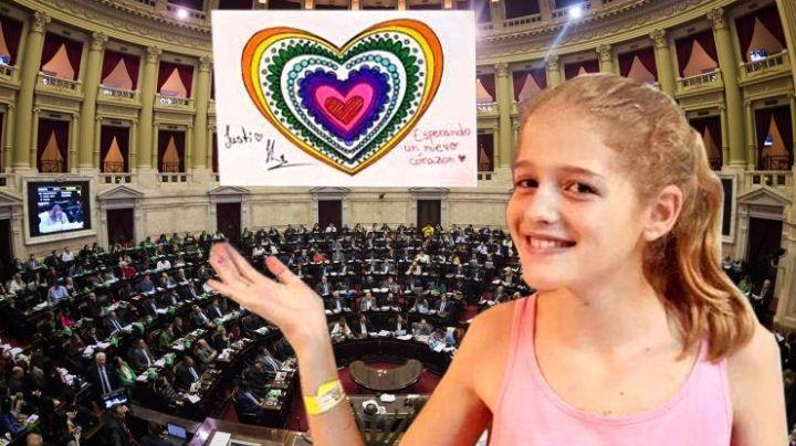Se aprobó la ley Justina y todos los mayores de edad serán donantes de órganos