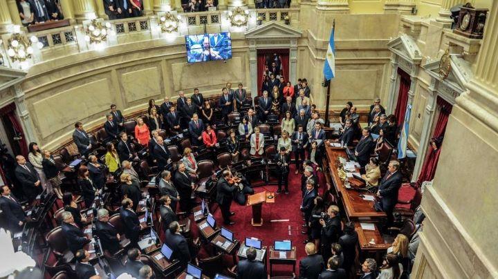 Atenti corruptos: Tras dos años, el Senado aprobó la extinción de dominio