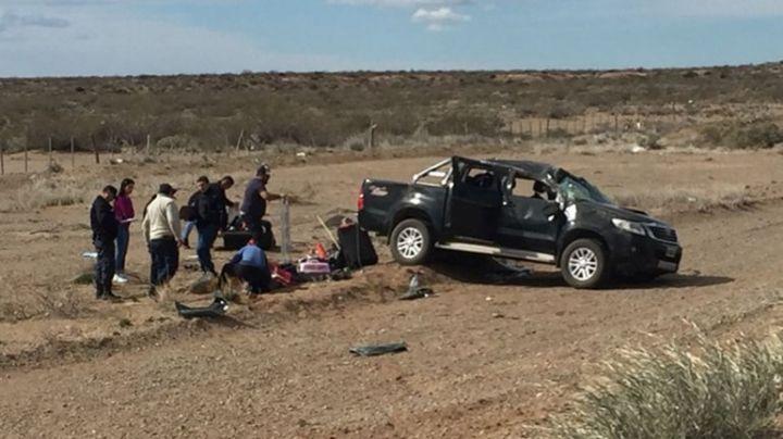 Triple choque ocurrido cerca de Arroyito: Cinco heridos