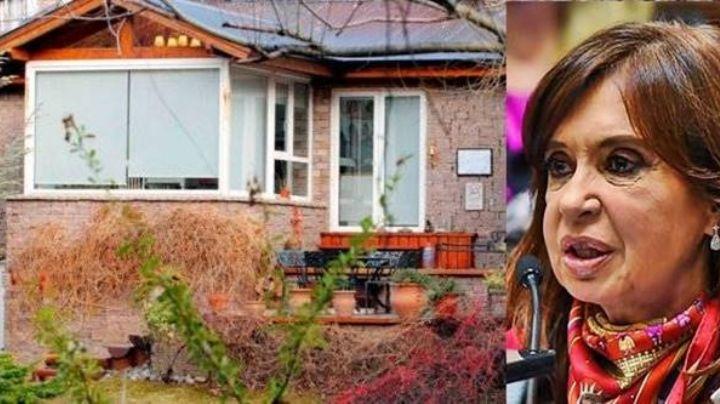 Revelan contundentes hallazgos en una de las casas de Cristina Kirchner