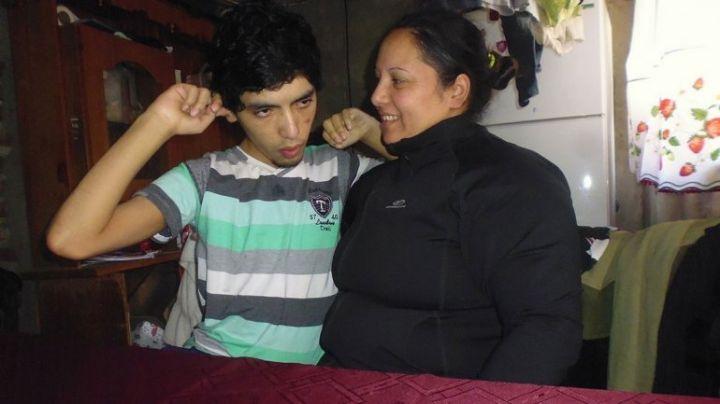 Ayudalo a Italo, el chico zapalino con esclerosis