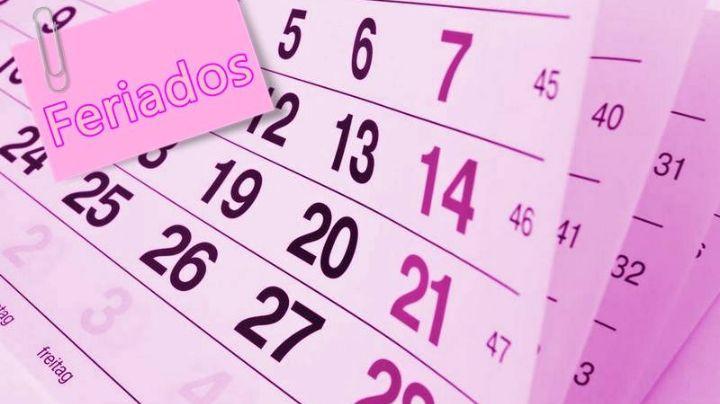 Ya llega el próximo fin de semana largo ¿Cuándo es?