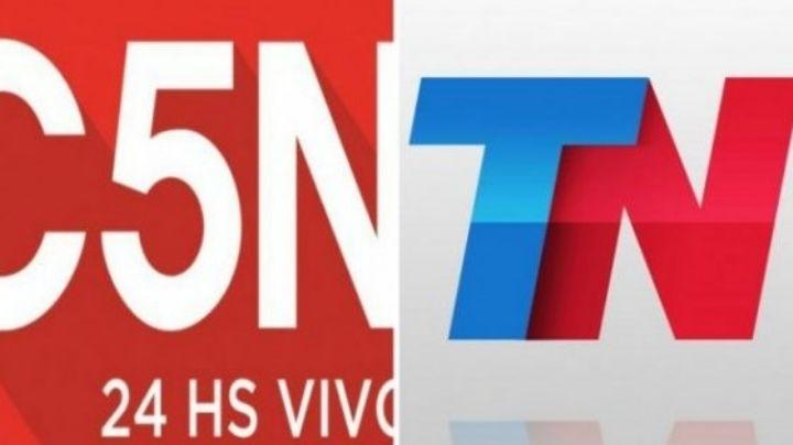 Tiembla TN: C5N lidera el rating... Temor ¿y más cambios?