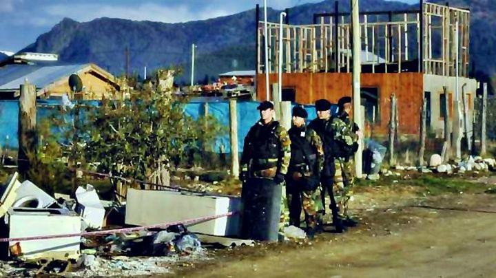 Bariloche: Hallan a un hombre asesinado en el patio de una casa