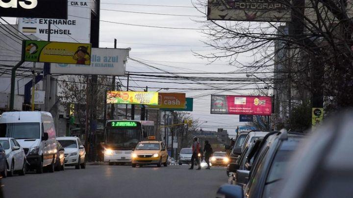 """""""Persianas bajas"""": 48 horas sin comercios en Neuquén"""