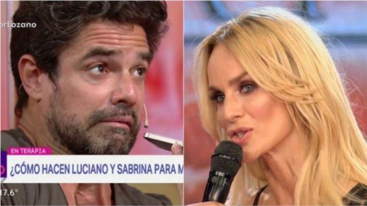 La versión sobre el divorcio de Luciano Castro que enfureció a Sabrina Rojas