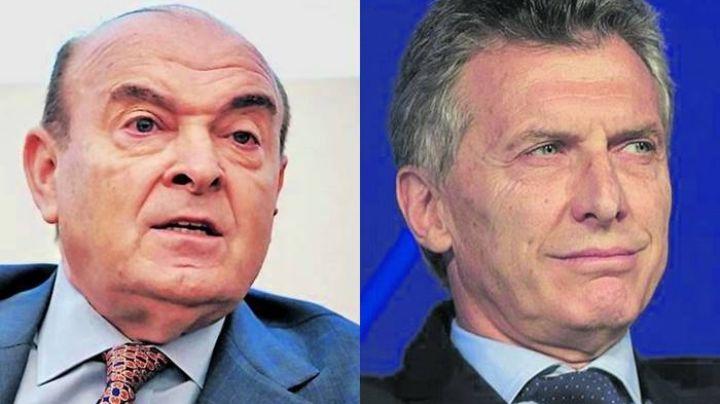 """""""Solución Duhalde"""": Reapareció Cavallo y alertó a Macri"""