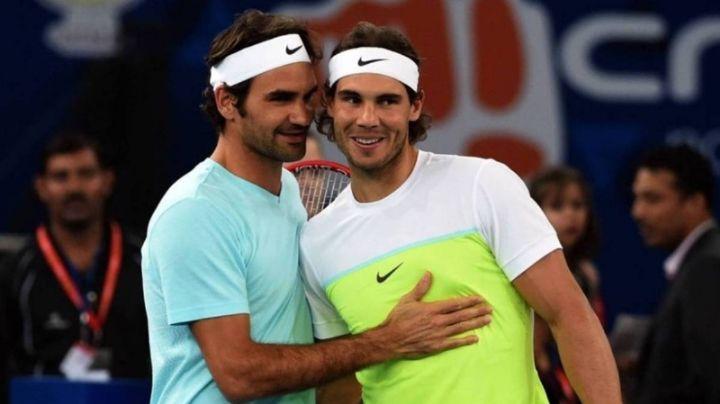Nadal y Federer se pronunciaron al respecto del presidente de la ATP
