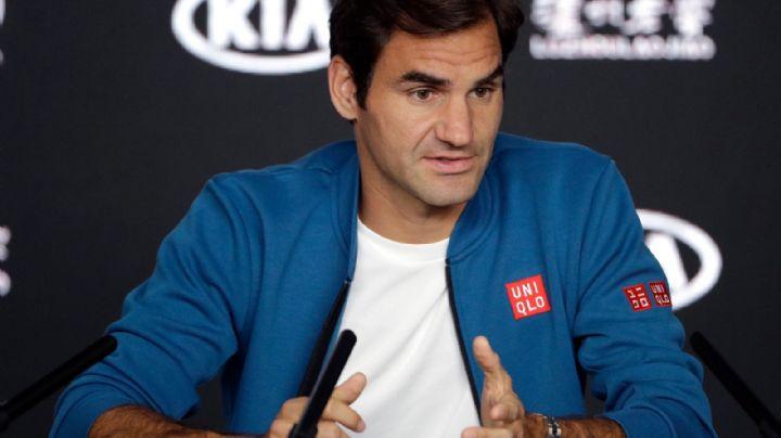 Roger Federer se quejó sobre un aspecto del Australian Open
