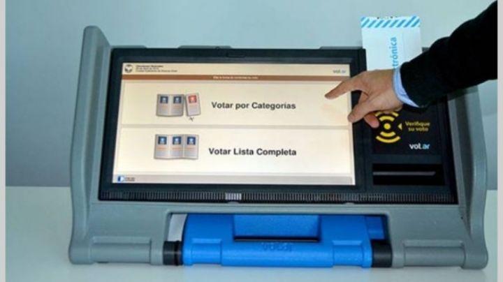 La web que podés usar para practicar tu voto en Neuquén