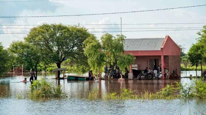 Inundaciones dramáticas: ya son más de 5 mil los evacuados