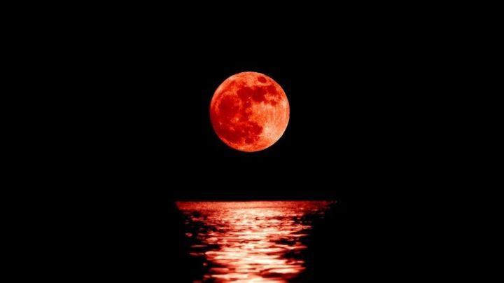 Así se vio el Eclipse total y la Superluna de sangre. ESPECTACULAR VIDEO