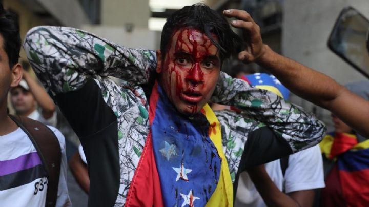 Venezuela se alzó contra Maduro: Al menos 14 muertos y 152 detenidos