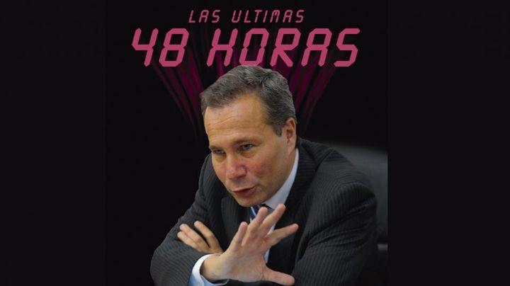 Difunden 295 chats de Nisman: Así fueron sus últimas 48 horas frenéticas