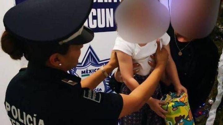 Logran salvar a nena de 2 años de un secuestro en pleno aeropuerto