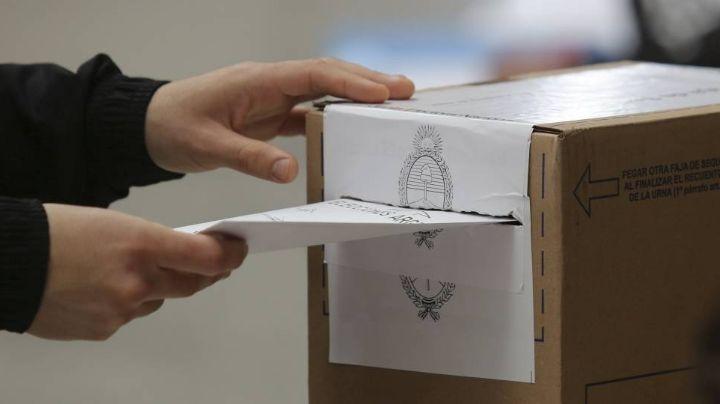 Sondeo: se conoció una nueva encuesta electoral